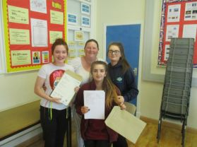 Outstanding Achievements at GCSE and A-Level