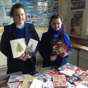 Eco schools turns your Christmas waste into woodland