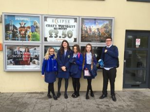 A Visit to Eclipse Cinema for our English and Moving Images A Level Students